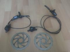 Hydraulické Kotúčové Brzdy Tektro Draco - Set