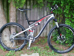 Specialized Camber Elite - Komplet Xt