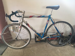 Cestný Bicykel Vector