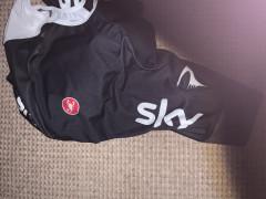 Predám Nohavice Castelli Team Sky