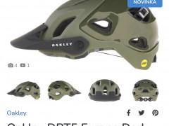 Oakley Drt5 Europe Dark Brush M