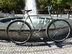 Predám Historický Bicykel Velo-stadion Z Roku 1951