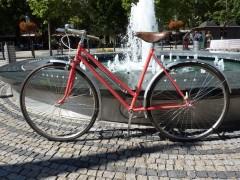 Predám Dámsky Bicykel Eska Z Roku 1967.