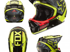 Fox Rampage Pro Carbon 2015 Yellow Black Camouflage