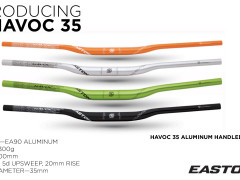 Easton Havoc 35x800mm 20mm Rise