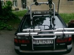Autonosič Na Bicykle