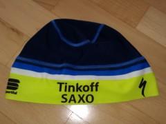 Tinkoff-saxo - čiapka
