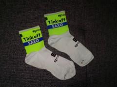 Tinkoff-saxo - Ponožky (originál)