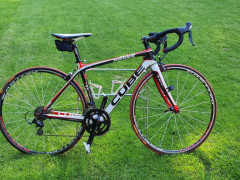 Cestny Bicykel Cube Agree Gtc Pro 2016