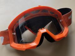 100% Okuliare Strata Orange Clear