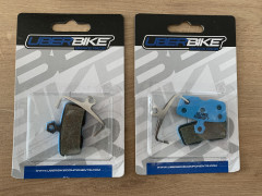 Uberbike E-matrix New Avid Code-code R E-bike / Endurance Disc Brake Pads