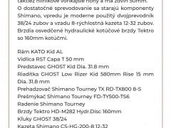 """Ghost Kato Kid 24"""""""