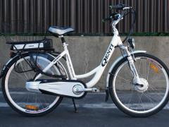 Elektrobicykel Qenti Exclusive