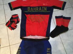 Bahrain Merida 2018 Kompletný Set