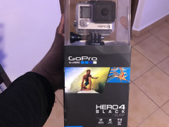 Gopro Hero 4 Black (surf Edition)