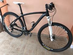 Horský Bicykel Racetool Carbon 29´´