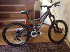 Freeridovy Bike Norco Shore One