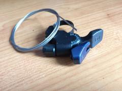 Sr Suntour Remote Lock Páčka + Lanko
