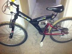 Predám Tento Bike Polep Piranha Nieje Od Nova