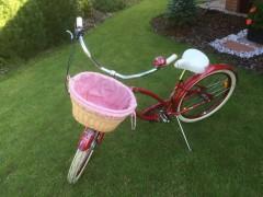 Nový, Elegantný A ženský Bicykel