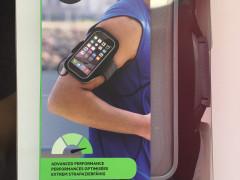 Športové Puzdro Belkin Slim-fit Plus Armband čierne