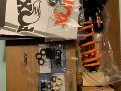 Fox Dhx2 2020, Factory S Páčkou, Metrický 230/60mm + Pružina Sls 600 X 2,65/67 Mm