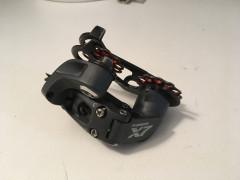 Sram X7 9-rýchlostný + Radenie X7