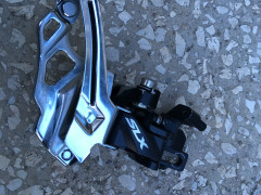 Shimano Slx Presmyk 2 Speed
