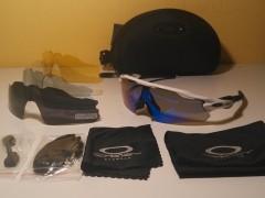Oakley Radar Ev - Bielo/čierna