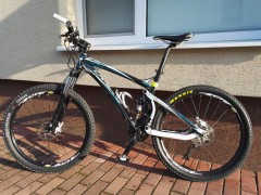 Lapierre X-control 210 2012 Mountain Bike M S Výbavou