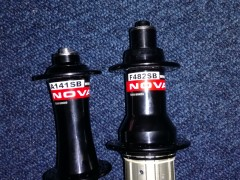 Naboje Novatec F482sb/a141sb
