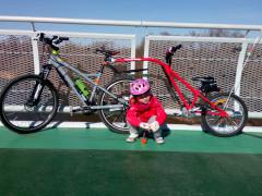 Predám Detský Prípojný Bicykel Vantly