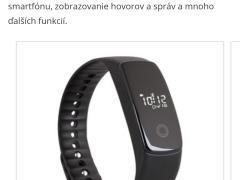 Nový Fitnes Náramok Fiman 33€