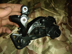 Predám Shimano11sp Gs Xt M 8000