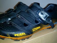 c937458d0ad Mtb Tretry S Karbónovou Podrážkou Pearl Izumi X-project 2.0 Veľ. Eu 41