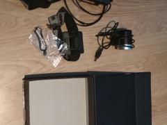 Svetlo 3x Xml T6 Led+ Battery Pack 4x18650 (bez Aku)