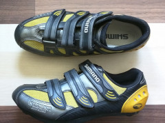 Cyklo Tretry Shimano Carbon Reinforced Sh-r122 Velkost 43