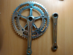Campagnolo Super Record Strada 170 Mm 52/42