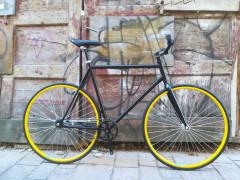 Mestský Bicykel Singlespeed - Nový