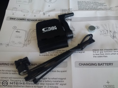 █▓▒ Novy Snimac Rychlosti A Kadencie Bluetooth Low Energy / Bt 4.0▒▓█