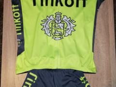 Cyklistický Dres Tinkoff