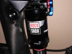 Rock Shox Monarch Rl, 165x38