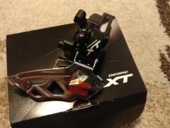 Prešmyk Shimano Xt M786 2x10