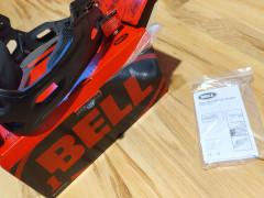 "Bell S2/ S3/ R Chinbar, L"" , Nový"