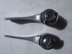 Retro Radenie Shimano 7 Speed