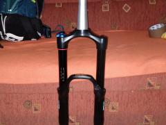 Rockshox Reba Rl Solo Air 27.5 Inch Fork - 150mm - Tapered - 15x110mm Boost
