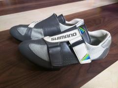 Cyklisticke Retro Tretry Shimano Carbon Sh-r100, Vel. 38 (40,5)