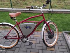 Classic Ebike Cruiser