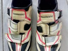 Tretry Shimano Xc60 43