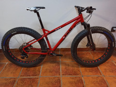 Fat Bike Frm Hand Made